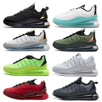 Wholesale retro trainers men resale online - 720 Retro Space Suit Shoes Winter Green White Black Red Mens Autumn Keep Warm USA Soldier Men Trainers Sports Sneakers