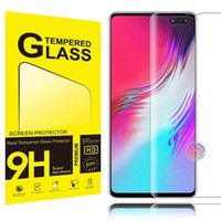 Wholesale glasses protect resale online - Tempered Glass for Samsung Note S8 S9 S10 Pro D H mm Full Cover Screen Protect
