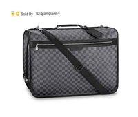 Wholesale garment bags unisex resale online - qianqianli4 M6MC GARMENT BAG HANGERS N41384 Men Messenger Bags Shoulder Belt Bag Totes Portfolio Briefcases Duffle Luggage