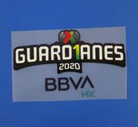 2020 Liga MX Patch Guardo 1 Anes 2020 BBVA MX soccer patch plastic warpping Guardo1Anes Soccer badge free shipping