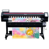 Wholesale eco solvent print resale online - Locor Easyjet16 Xp600 Eco Solvent Printer For Vinyl And Sticker Pvc Wide Format Printing Machine