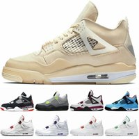 Wholesale jumpman sneakers for sale - Group buy 2020 New Sail Jumpman s Basketball Shoes OVO Bred Neon Court Purple Orange Metallic Carnival Black Gum Mens Trainers Sports Sneakers