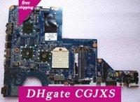 Wholesale laptop presario resale online - For Compaq Presario Cq42 Cq62 Hp G42 G62 Da0ax2mb6e1 Laptop Motherboard