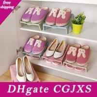 Wholesale shoes cabinets resale online - Household Daily Convenienct Product Home Shoe Rack Shelf Storage Closet Shoes Organizer Cabinet Holder Lz0471
