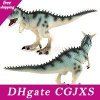 Wholesale china made toys resale online - Nature World Dinosaur Toys Plastic Jungle Animals Kids Pvc Model Toy Made In China Jurassic World