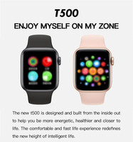 Wholesale apple monitoring for sale – best Smartwatch IWO13 T500 Series Bluetooth Call mm Smart Watch Heart Rate Monitor Blood Pressure for IOS Android PK IWO IWO