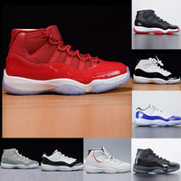 Wholesale 23 sneakers resale online - New Bred Concord Basketball Shoes Platinum Tint Gamma Gym Red Sports Sneakers Jumpman Space jam Concord Men women Shoes