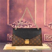 Wholesale cell u phone online – 2020 styles Handbag Famous Name Fashion Leather Handbags Women Tote Shoulder Bags Lady Handbags M Bags purse LN10 U monto01