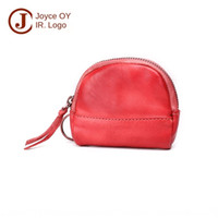 Wholesale wallet men functional for sale - Group buy sjsMX Casual leather coin purse Korean style fashionable bagWallet storage bag multi functional coin purse vegetable tanned leather key stor