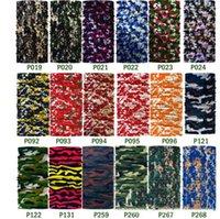 Wholesale multi function head scarf resale online - Camouflage Turban Scarf Outdoor Cycling Magic Handwear Multi function Head Scarf Seamless Headband Bandanas Masks Trave Braceletls LSK952