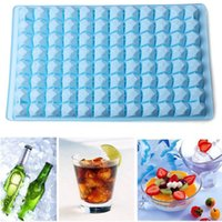 Wholesale diy plastic molds for sale - Group buy PP Ice Cube Tray Moulds Grids Reusable Square Ice Cube Molds Summer Freeze Ice Cream Maker Kitchen Bar DIY Drink Accessories VT1527