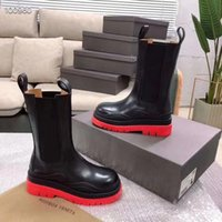 Wholesale pig feet for sale - Group buy 2020SS Women s platform boots Top quality leather surface and leather foot designNon slip bottom of waterproof ankle boots