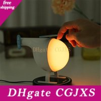 Wholesale best table lamps for sale - Group buy Airplane Aircraft Helicopter Usb Charger Led Lamp Baby Bedroom Table Lamp Best Home Deco Gift H372