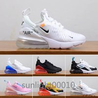 Wholesale shoes young resale online - 2019 Newest C air Cushion Knit Breathable Children Running shoes boy girl young kid sport Sneaker size XP8IZ