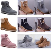 ugg turnschuhe groihandel-ugg women men kids uggs slippers furry boots slides -Winter Booties Schnee doc Schuhe Stiefel 2019 Australien WGG martin Marder Mädchen Dr Turnschuhe chaussures Schneeknöchel