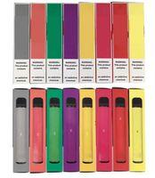 Wholesale 25 colors puff plus disposable vape Starter Kit mAh Battery ml Cartridge Vape puff bars disposable ship in day