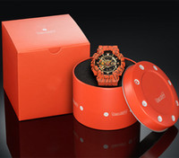 Wholesale sports clocks resale online - 2020 Luxury Mens High Quality G Style Shock Watches Joint limited edition Sports Watches with Special Box Paper Handbag Dropshipping Clock