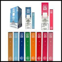 Wholesale cali pods for sale - Group buy Disposable Pod Device Kit CALI BARS Vape Stick Pen Kit mAh Battery ml Prefilled Draw Activated Empty Cali BarS PUFF BAR