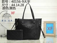 Wholesale men big leather shoulder bag resale online - LOUIS waist bag Pu Leather WALLET MEN WOMEN SHOULDER BAGS BIG TOTES WALLET MICHAEL V0 KOR PURSE Cheat bag