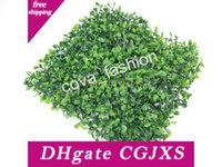 Wholesale fake grass turf for sale - Group buy Artificial Turf Artificial Grass Mat Pet Food Mat Quot X9 Quot Plastic Fish Tank Fake Grass Lawn Micro Landscape