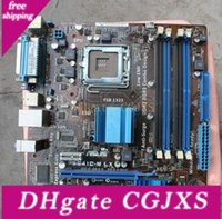 Wholesale motherboard for asus for sale - Group buy For Asus P5g41c M Lx Desktop Motherboard Intel G41 Lga Ddr2 Ddr3 U Atx