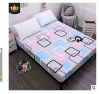 Wholesale bedspread resale online - 2020 hot sale Printed gasket dust proof bed cover moisture proof mattress cover baby wetting bed cover Bedspread cmX200cmX30cm