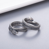 Hot Sale Ring Fashion Charm Ring Top Quality Silver Plated Ring for Unisex Fashion Jewelry Supply Wholesale