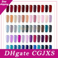 Wholesale free style nails resale online - 2017 New Arrival Mei Charm Style Colors Series Nail Gel Uv Gel Polish ml Nail Gel Dhl Free Different Colors