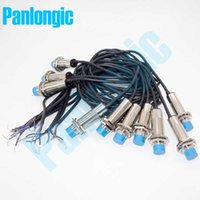 Wholesale inductive proximity sensor npn resale online - 10Pcs M18 Inductive Proximity Sensor Switches LJ18A3 Z BX AX BY AY DC6 V mm Detection NPN PNP NO NC Normally Open Close