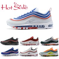 Wholesale 95 max resale online - Max Parra Air React Blue s Mens Women Running Shoes Triples on airmaxs White Red Olive Volt Habanero s Flair Sneakers EUR36