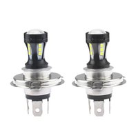 Wholesale power driving resale online - Car Led Bulb SMD H4 LED Fog Light Motorcycle Headlight High Power Driving Lamp Car Electronics Styling Accessories