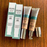 Wholesale best matte moisturizer for sale - Group buy Best Quality Bye Bye Foundation Full Coverage Moisturizer oil free matte Foundation SPF Cream ml Contour Concealer Medium Light
