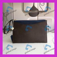 Wholesale black color glitter resale online - mini handbag envelope bag bolsos de lujo dediseñobolsos ladies clutch color trendy clutch bag Cute and charming