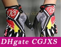 Wholesale gloves mtb resale online - Motorcycle Off Road Riding Touch Screen Gloves Bicycle Mountain Downhill Mtb Climbing Sports Racing Gloves