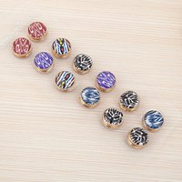 Wholesale magnetic brooches resale online - Round strong magnetic glass scarfbrooch gauze Accessories headdress jewelry headdress Muslim head accessories Yiwu Small ornaments e8MCa e8M