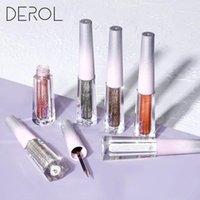 Wholesale Liquid Eyeshadow Glitter Eye Shadow Pen Waterproof Long Lasting Shimmer metallic Liner Party Eye Cosmetic Makeup TSLM1