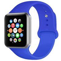 Wholesale orange smart watch online – Designer Silicone Band For Apple Watch mm Soft Sport Silicone Replacement Band i Watch Sport Silicone Strap