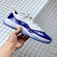 Wholesale coolest basketball shoes resale online - High Quality s XI Platinum Tint Men Basketball Shoes Cap and Gown Prom Night Gym Red Bred Barons Concord Cool Grey sports sneakers