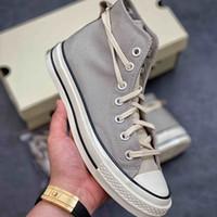 Chuck 70 Fear of God Essentials Grey 168219C STRING WHITE BLACK Womens Running Shoes for Men basketball Schuhe Schoenen Size 36-44