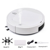 1800pa robot vacuum cleaner automatic vacuum cleaner robot cross-border charging cleaning machine small household appliances