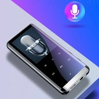 Wholesale gb resale online - New MP3 Player Bluetooth GB FM Radio HiFi MP4s Musikspieler mit mA Batterie OTG Recorder MP3 Music Player