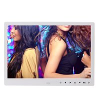 Wholesale mp4 player lcd display for sale - Group buy Digital Picture Frame inch Electronic Digital Photo Frame IPS Display with IPS LCD P MP3 MP4 Video Player