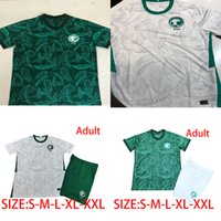 Wholesale soccer teams for sale - Group buy New Saudi Arabia soccer jersey Saudi Arabia national team EDUARDO BOTIA Soccer Jersey Short Sleeve football Uniform