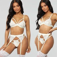 Wholesale charmed lingerie for sale - Group buy Sexy Women s Lace Lingeries Sets Charm Women Underwear Panties Stockings High Quality Girls Sexy Lingerie