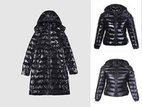 Wholesale jackets for winter resale online - New Arrivals Winter Down Jackets maya Women Brand Designer Clothes Puffer Jacket Luxury for Ladies Outdoor Warm Fur Coats Online