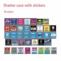 Wholesale sharks boys for sale - Group buy 1g Plastic SD Card Concentrate container Extracts Runtz Sticky Buns Ether Jungle Boys Shark cake press Napoleon Packaging Shatter pack case