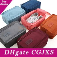 Wholesale Waterproof Football Shoe Bag Travel Boot Rugby Sports Gym Carry Storage Case Box Multifunction Shoebox Foldable Portable Storage Bag