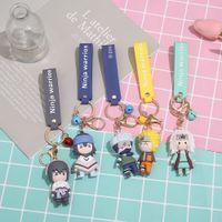 Wholesale 3d silicone keychain for sale - Group buy PVC d key pendant key chain cartoon d doll keychain pendant pvc soft silicone keychain Sgbwc