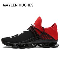 Wholesale shoes running outlet for sale - Group buy factory Outlet Hot Men Running Plus large size women sport outdoor sneaker Trainer Athletic Sapatilha male female Shoes