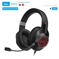 Wholesale 7.1 surround headsets for sale - Group buy EDIFIER G2II Gaming Headset mm driver unit Surround Sound RGB dynamic backlight system Microphone with noise cancellation